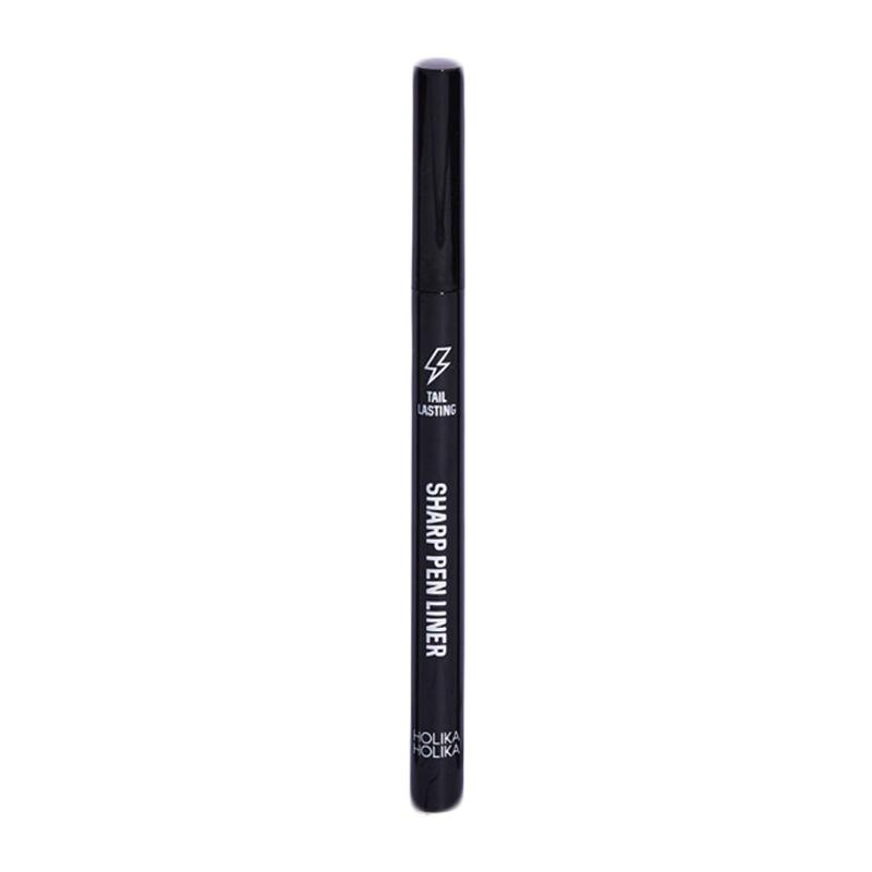 Holika Holika Tail Lasting Sharp Pen Liner 01 ink black