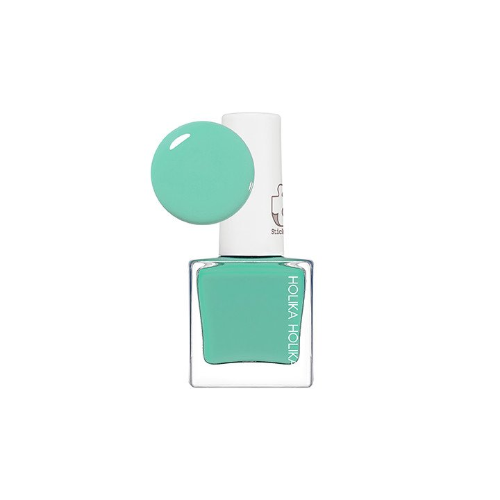 Holika Holika Piece Matching Nails (Sticker) GR04 Mint Chocochip