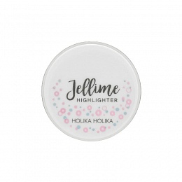 Хайлайтер-зефир 19 Joyful Holika Jellime Highlighter 01 feel so candy, тон 01, розовый