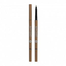 Карандаш для бровей Wonder Drawing Skinny Eye Brow 03 Light Brown, светло-коричневый